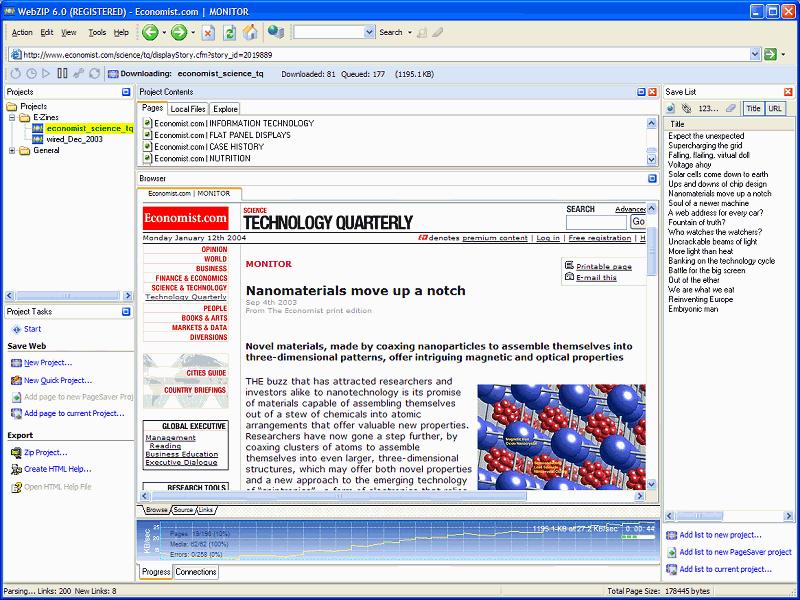 Matrix Download